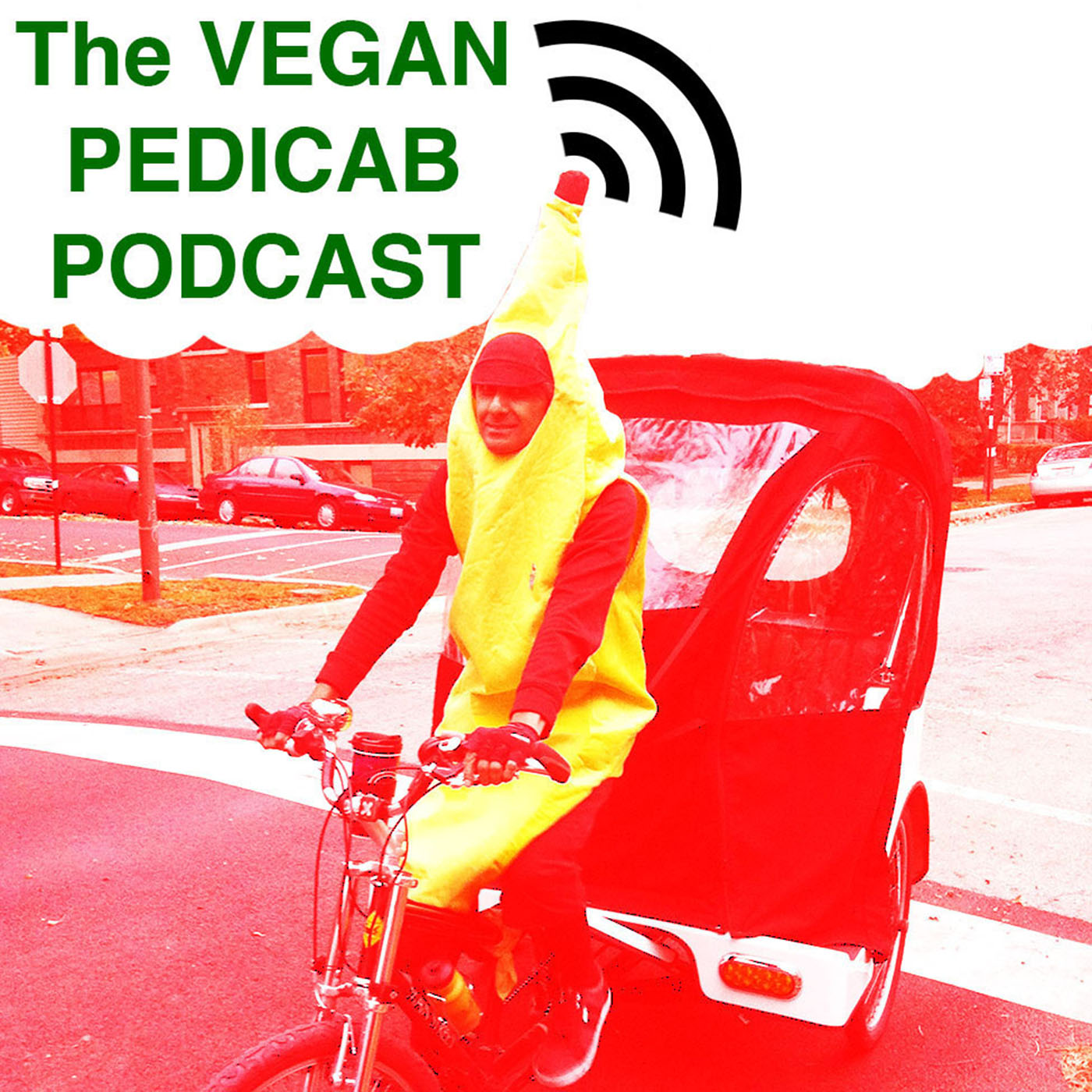Vegan Pedicab Podcast